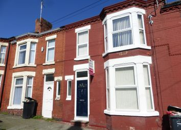 Thumbnail 3 bed terraced house for sale in Lever Avenue, Wallasey