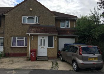 Thumbnail 4 bedroom semi-detached house for sale in Wexham, Slough, Berkshire