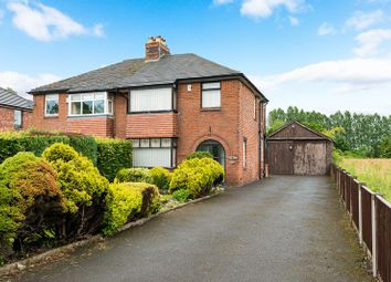 Thumbnail 3 bed semi-detached house for sale in Moor Road, Croston, Leyland