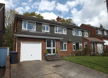 Thumbnail 4 bed semi-detached house to rent in Shelley Road, East Grinstead