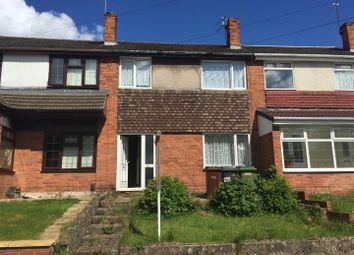 Thumbnail 3 bed terraced house to rent in Dunstall Avenue, Wolverhampton