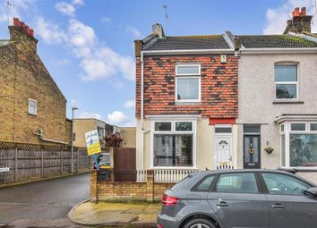 Thumbnail 2 bed end terrace house for sale in Suffolk Road, Gravesend, Kent