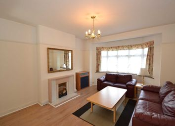 Thumbnail 3 bed end terrace house to rent in Princes Gardens, London