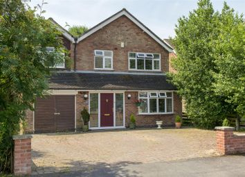 Thumbnail 4 bed detached house for sale in Peters Avenue, Newbold Verdon, Leicester