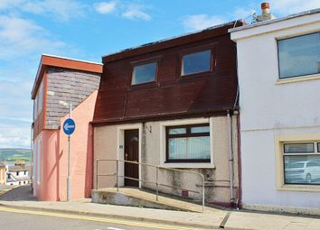 Thumbnail 2 bed terraced house for sale in 45 High Street, Stranraer