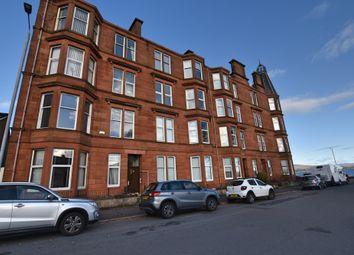 Thumbnail 2 bed flat for sale in Margaret Street, Greenock