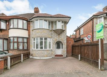3 bed semi-detached house for sale in Glenpark Road, Saltley, Birmingham B8
