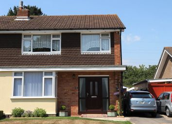 Thumbnail 3 bed property to rent in Havelock Way, Highcliffe, Christchurch