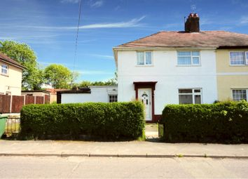 Thumbnail 3 bed semi-detached house for sale in Bronywaun, Wrexham
