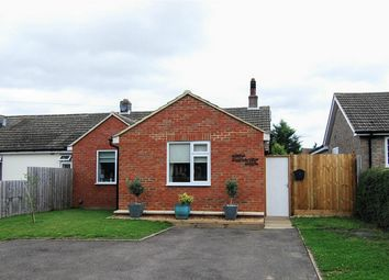 Thumbnail 3 bedroom semi-detached bungalow for sale in High Street, Ellington, Huntingdon