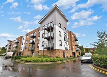 Thumbnail 2 bed flat for sale in Creek Mill Way, Dartford, Kent