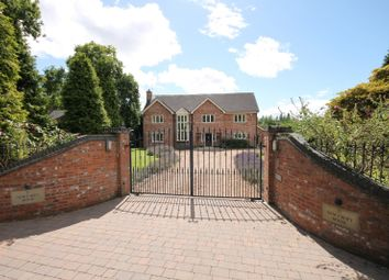 Thumbnail 6 bed property for sale in Northwich Road, Cranage, Knutsford