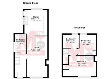Thumbnail 3 bed semi-detached house for sale in Moulsecoomb Way, Brighton