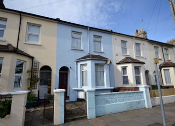 Thumbnail 3 bedroom terraced house for sale in Susans Road, Eastbourne