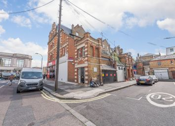 Thumbnail 1 bed flat for sale in Epirus Road, London