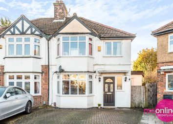 Thumbnail 3 bed semi-detached house for sale in Leggatts Close, Watford
