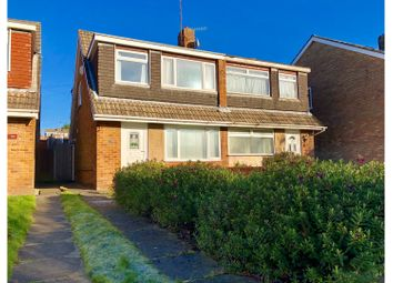 Thumbnail 3 bedroom semi-detached house to rent in Helton Close, Prenton