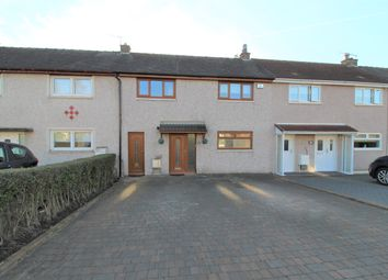 Thumbnail 3 bed terraced house for sale in Victoria Crescent, Airdrie