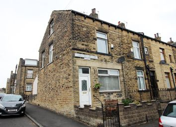 Thumbnail 3 bed end terrace house for sale in Peterborough Place, Bradford