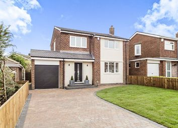 Thumbnail 3 bed detached house for sale in Moor Crescent, Durham