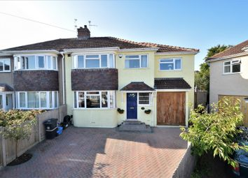 Thumbnail 4 bed semi-detached house for sale in Cypress Grove, Henleaze, Bristol