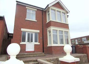 Thumbnail 3 bed property to rent in York Road, Blackpool