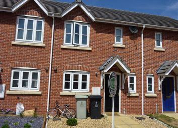 Thumbnail 3 bed terraced house to rent in Ruddle Way, Langham, Oakham