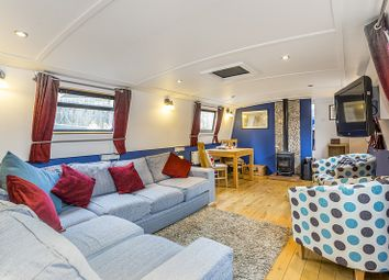 Thumbnail 1 bedroom houseboat for sale in Limehouse Basin Marina, London