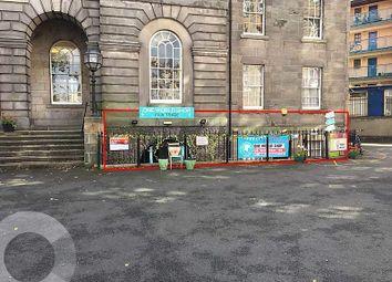 Thumbnail Retail premises to let in Nicolson Square, Edinburgh