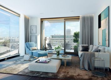 Thumbnail 1 bed flat for sale in One York Square, 4 York Road, Southbank Place, London