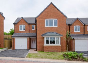 Thumbnail 4 bed detached house for sale in Plot 10 The Tate, Healdfield Court, Castleford