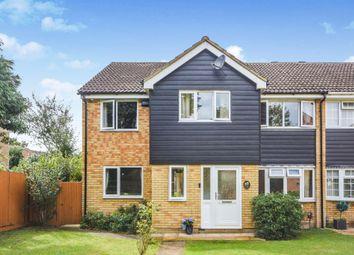Thumbnail 6 bedroom end terrace house for sale in Kestrel Walk, Tile Kiln, Chelmsford