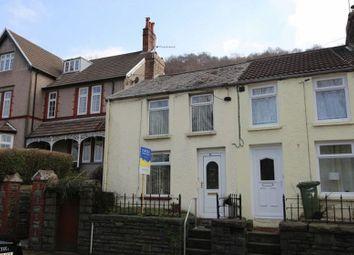 Thumbnail 2 bed terraced house for sale in Pontshonnorton Road, Pontypridd