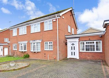 Thumbnail 3 bed semi-detached house for sale in Moray Avenue, Birchington, Kent