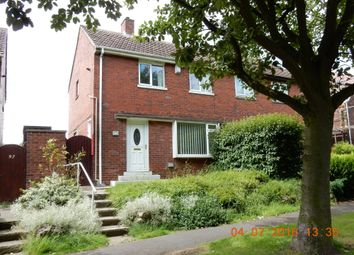 Thumbnail 2 bed semi-detached house to rent in Chapel Hill Road, Peterlee