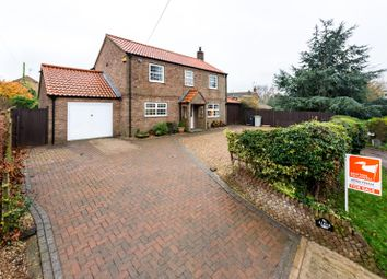 Thumbnail 4 bed detached house for sale in Watermill Lane, Toynton All Saints, Spilsby