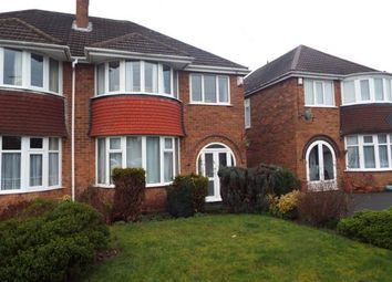 Thumbnail 3 bed property for sale in Sheldon Grove, Birmingham, West Midlands