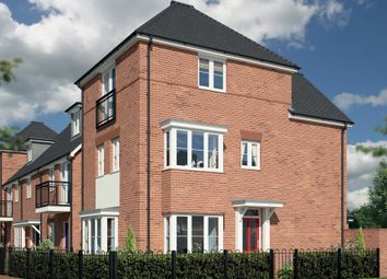 Thumbnail 3 bed link-detached house for sale in Hall Road, Peters Village, Wouldham