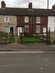 Thumbnail 2 bed terraced house to rent in Recreation Drive, Shirebrook, 8Rg.