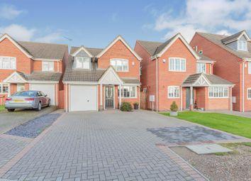 Thumbnail Detached house for sale in Chapman Close, Barlestone, Nuneaton