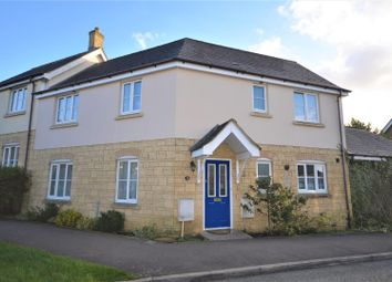 Thumbnail 3 bed semi-detached house for sale in Cresscombe Close, Gillingham