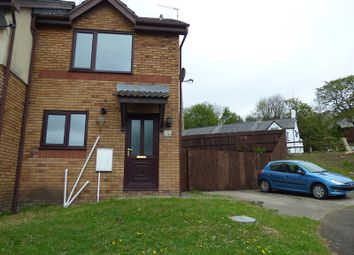 Thumbnail 2 bed property for sale in Ffordd Ddu, Pyle, Bridgend.
