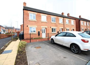 Thumbnail 2 bed semi-detached house for sale in Lucerne Road, Biddulph, Staffordshire