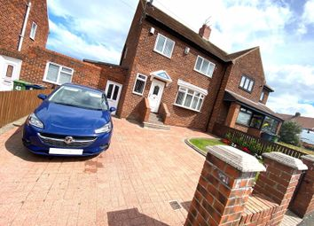 Thumbnail 3 bedroom semi-detached house for sale in 45 Cambridge Road, Silksworth, Sunderland