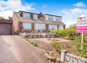 Thumbnail 2 bed semi-detached house for sale in Craven Lane, Gomersal, Cleckheaton