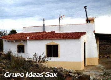 Thumbnail 2 bed villa for sale in Monovar-Monover, Alicante, Spain