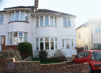 Thumbnail 3 bedroom semi-detached house for sale in Bryanston Road, Southampton