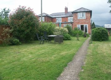 Thumbnail 1 bed semi-detached house to rent in The Reddings, Castlemorton