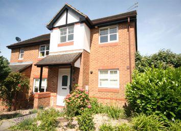 Thumbnail 2 bedroom semi-detached house to rent in De Havilland Court, Shenley, Radlett