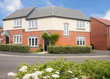 Thumbnail 3 bed semi-detached house for sale in Swallowhurst, Hockley, Tamworth